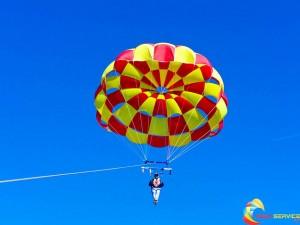 производство на парашути