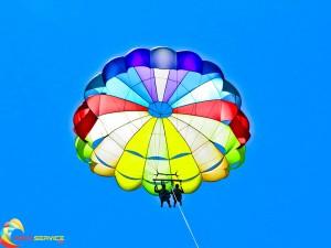 Парасейлинг парашути