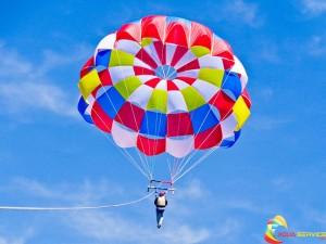 Дизайн и произвеждане на парашути