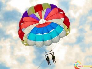 български парашути