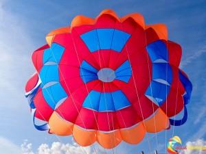manufacture parachutes