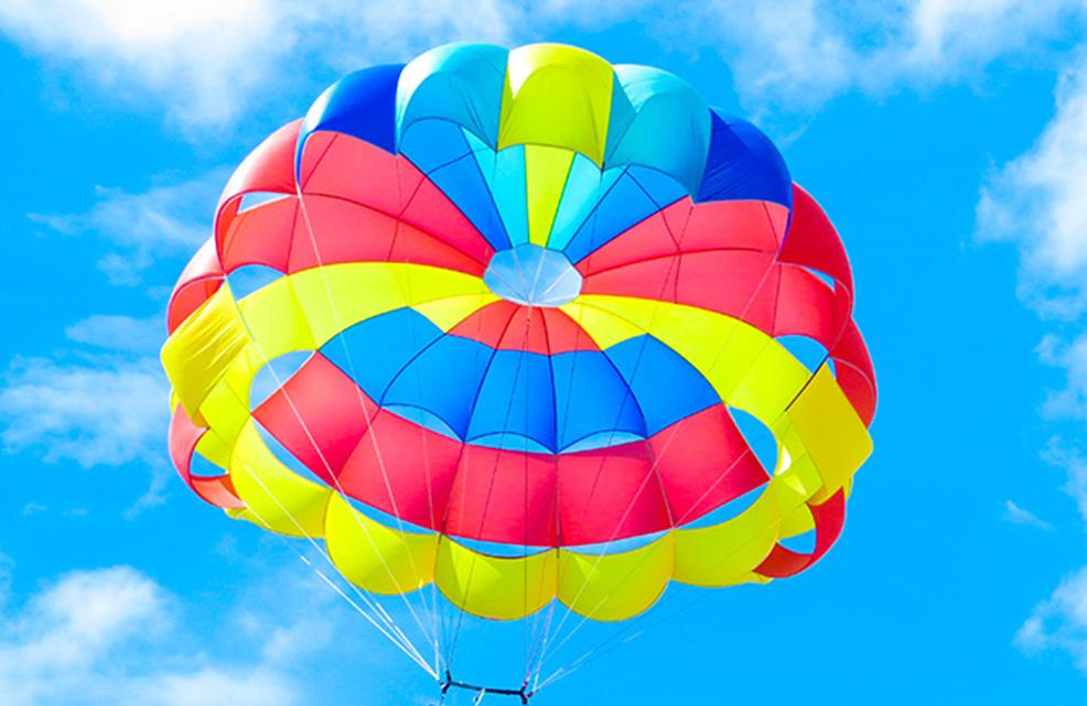 Parasailing-parachutes
